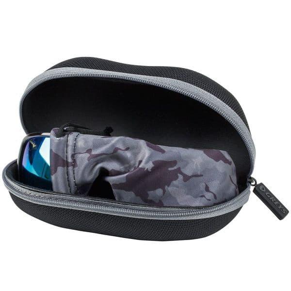 Greys G4 Polarised Sunglasses Gloss Tortoise Frame, Blue Mirror Lens